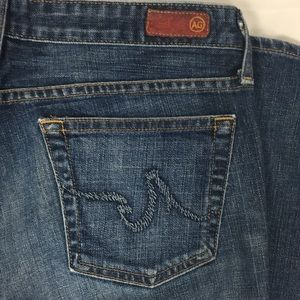 Ag Adriano Goldschmied Jeans - AG Adriano Goldschmied The Club Jeans In 2am Flare
